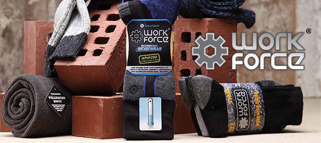 Work Force Socks